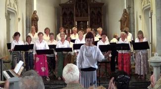 Concert et souper de la Sainte Cécile