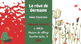 Atelier d'illustration - Le rêve de Germaine