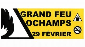 Grand Feu Ochamps