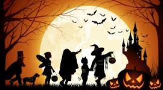 Halloween à Villance