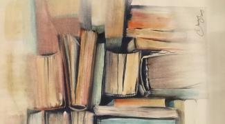 Exposition d'aquarelles de Maguy Jamotte
