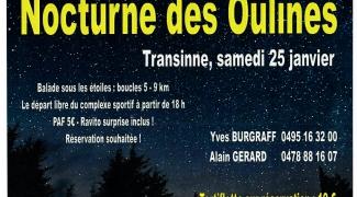 Marche Nocturne des Oulines