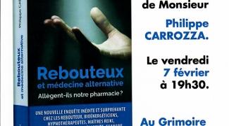 Conférence : Rebouteux et médecine alternative