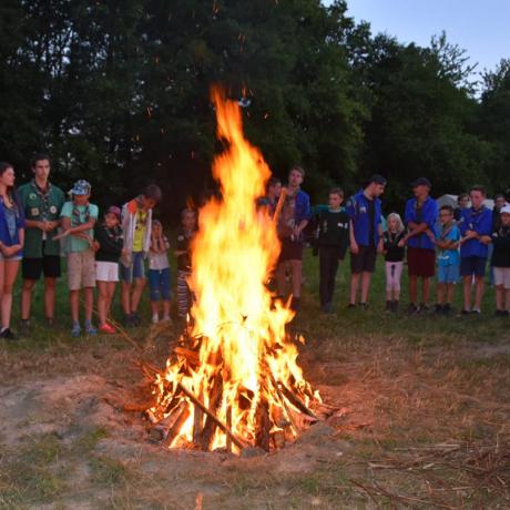 Unité scoute de Saint-Hubert/Libin